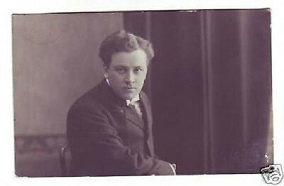 SMIRNOV Russian OPERA Singer TENOR Vintage PHOTO PC zz