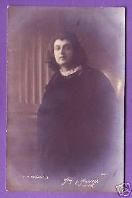 Karakosh  Russian OPERA Signer old PHOTO gg