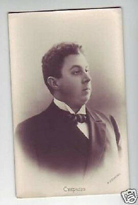 SMIRNOV Russian OPERA Singer TENOR Vintage PHOTO PC kk