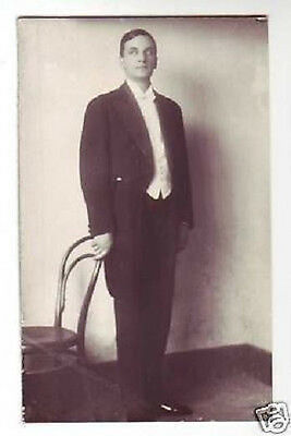 SLIVINSKY  Russian OPERA  Vintage PHOTO cc
