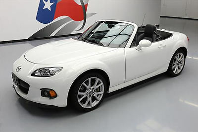 2013 Mazda MX-5 Miata Grand Touring Convertible 2-Door 2013 MAZDA MX-5 MIATA GRAND TOURING CONVERTIBLE LEATHER #226905 Texas Direct
