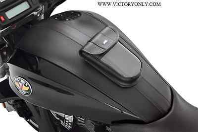 Tank Strap Bib Victory Motorcycle Cross Country Roads Magnum Removable Pocket