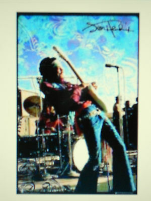 """Jimi Hendrix On Stage Poster 24""""x36"""" New"""