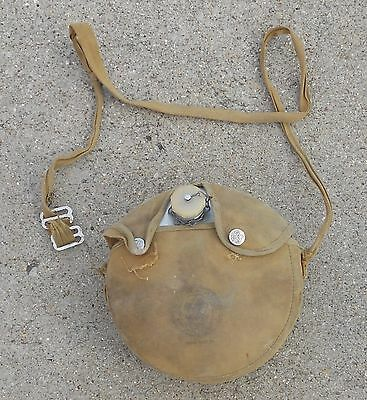 Vintage Boy Scout Canteen and Case 2