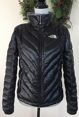 The North Face Flight Series Women's 900 Black Down Jacket Size S Quilted