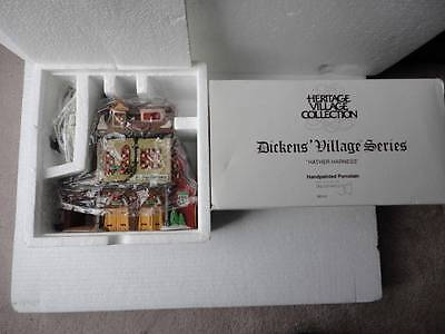 Department 56 Dickens Village Collection HATHER HARNESS