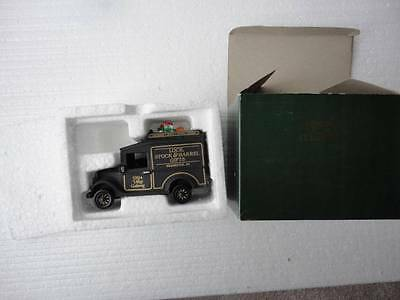 Department 56 Heritage Village Series 1994 Special Edition Express Van