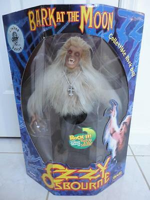 """Ozzy Osbourne Bark At The Moon 21"""" Tall Action Figure 1999 by Fun For All NEW!"""