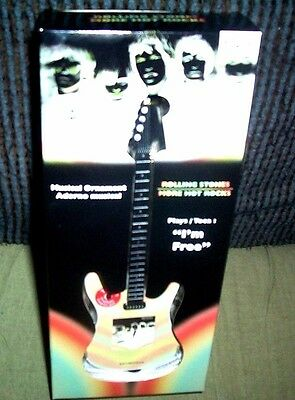 Rolling Stones Musical Ornament I'm Free