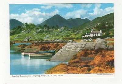 Sugarloaf Mountain From Glengarriff Bantry Bay Co Cork Ireland Postcard 421a