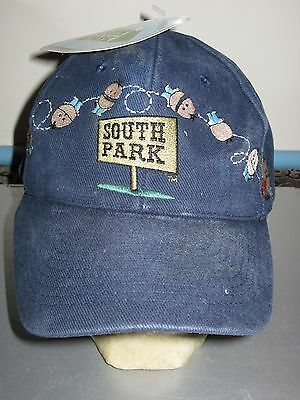 The South Park Show Baby Ike Blue Ball Cap Nwt