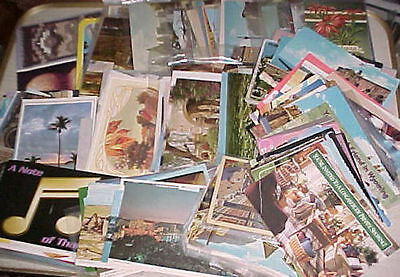 Us 200 Picture Cards  1950's-2000's