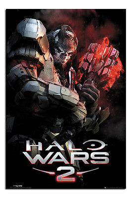 Maxi Poster 61cm x 91.5cm new and sealed Halo 4 Chaos