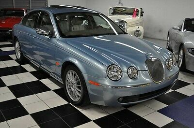 2007 Jaguar S-Type ONLY 31,514 MILES - INCREDIBLE CONDITION  A RARE FIND !!
