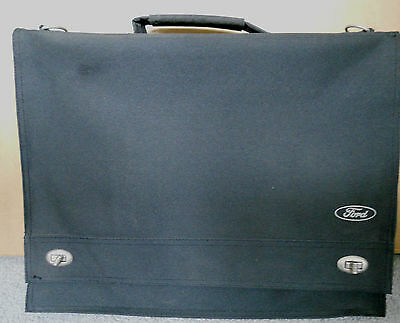 Ford Focus Laptop Bag Briefcase Large Press Release CD Rom Photographs x 6 1998