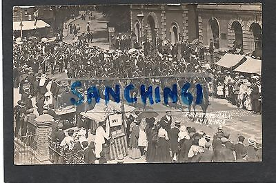 Kings Lynn Foresters Gala Parade 1906. Soldiers On Horses. Norfolk Rp Rare