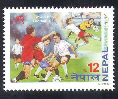 Nepal 1998 World Cup/WC/Football/Sports/Games/Soccer 1v n38828