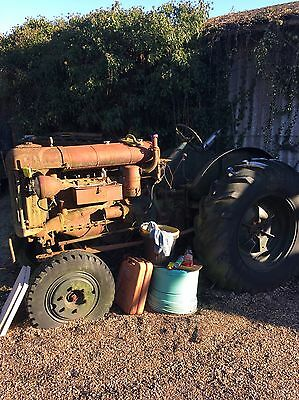 fordson major tractor Spares Or Repair X 2