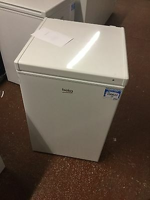 *Beko CF374W White Chest Freezer #100647