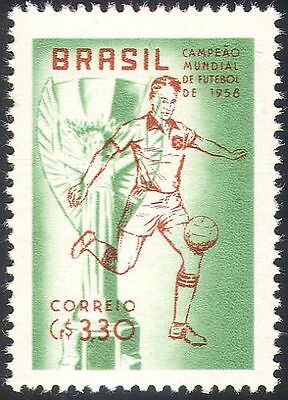 Brazil 1958 Football World Cup Championships Winners/Sport/WC/Games 1v (n24596)
