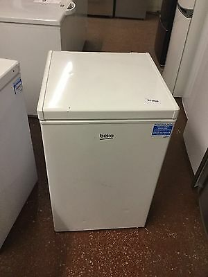 *Beko CF374W White Chest Freezer #97966