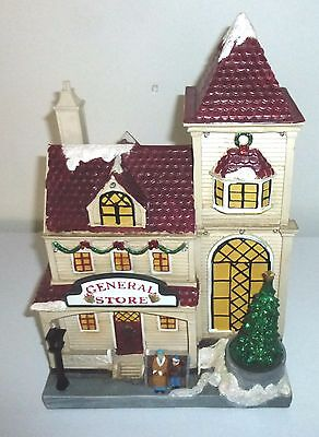 Winter Lane Holiday General Store  HSN New in Box