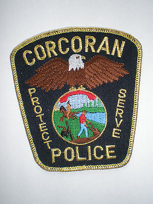 Minnesota Corcoran police patch MN