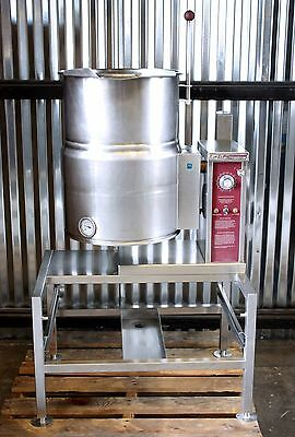 2011 Southbend KECT-12 Kettle, Electric, Tabletop, Tilting, 12 Gallon