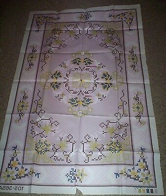"""Vintage SHILLCRAFT 105 MING 36"""" x 60"""" Full Sized Color Paper Print"""
