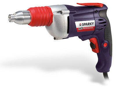 Sparky Pro 110v BVR66E Heavy-Duty Drywall Tek Screw Gun - LESS THAN HALF RRP!