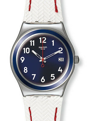 "Swatch Irony Medium ""vela Bianca"" (Yls449) Neuware"