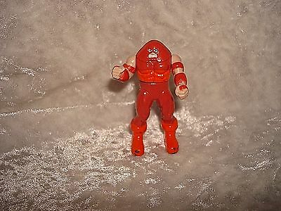 X Men Juggernaut Toy Biz Metal
