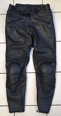 Triumph Leather Armoured Trousers Good Used Condition Size 36 46EU