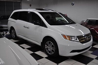 2011 Honda Odyssey EX-L ONE OWNER - ONLY 44K MILES - REAR DVD  2011 Honda EX-L ONE OWNER -REAR ENTERTAINMENT CENTER