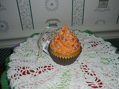 Kurt Adler  -Foam Cupcake Ornament-D-As Shown-New