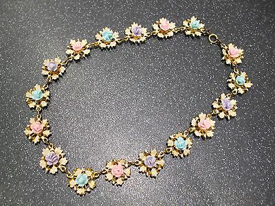 vintage ross necklace chocker style 39cm 390mm long