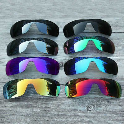 polarized Replacement Lenses for Oakley Antix-Option Colors