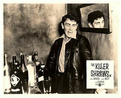 The Killer Shrews Original Lobby Card B-Movie Horror Cult Classic Ken Curtis