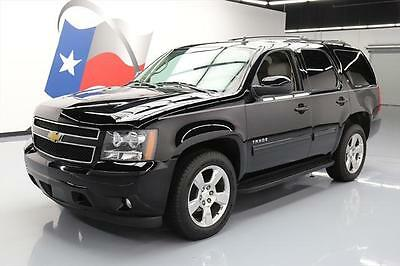 2013 Chevrolet Tahoe LT Sport Utility 4-Door 2013 CHEVY TAHOE LT 8-PASS HEATED LEATHER 20'S 50K MI #298825 Texas Direct Auto