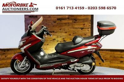 2011 61 Sym Gts Gts Evo 125 - 1 Owner From New