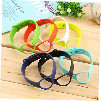 Durable Replacement TPU Wrist Band For Misfit Shine Bracelet Smart Wristband QC