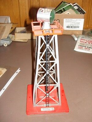 1950 American Flyer S Gauge #769 Rotating Aircraft Beacon, All Original Piece