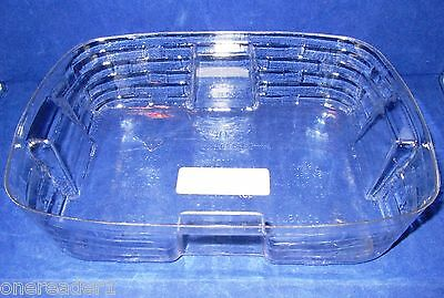 1997 Longaberger Mother's Day Timeless Memory Basket Protector Base #43052 - NEW