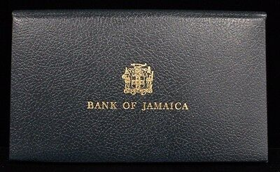 Bank of Jamaica Series 1977 Collector 4 Star Banknotes w COA Only 7,500 Sets