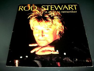 Rod Stewart Rare 1994 MTV Unplugged Tour Book The Small Faces Ron Wood Classic