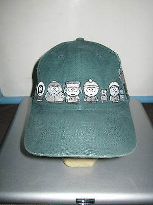 The South Park Gang Clean Green Ball Cap