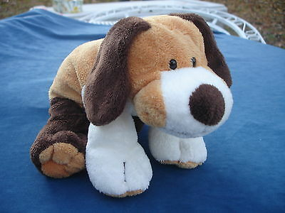TY Pluffies WHIFFER the Puppy Dog TY Pluffies Plush Baby Lovey Soft 2002