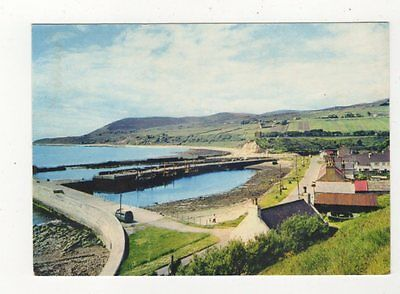 Helmsdale Harbour Sutherland Postcard 805a