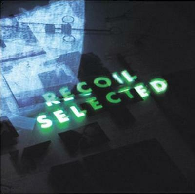 Recoil 'selected' 180Gram 4Lp Boxset - New/sealed - Alan Wilder Ex Depeche Mode