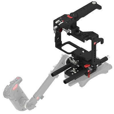 JTZ DP30 Camera Cage Handle Grip Baseplate Rig For Panasonic Lumix GH3 GH4 NEW